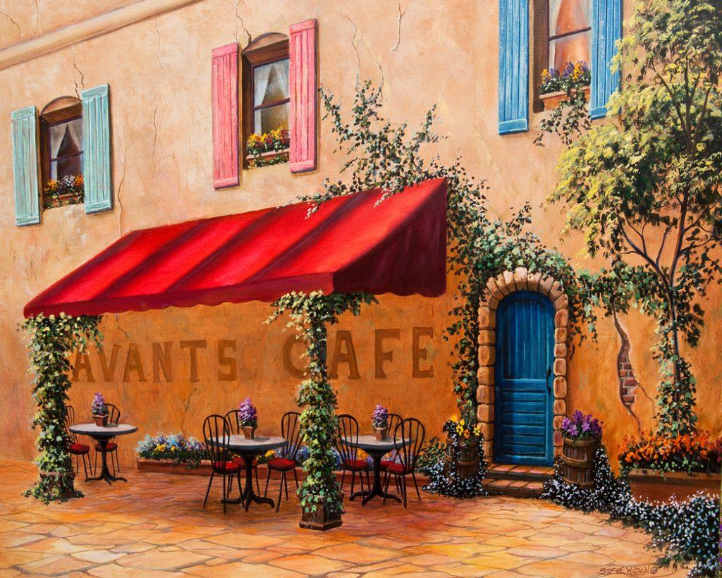 Avants Cafe