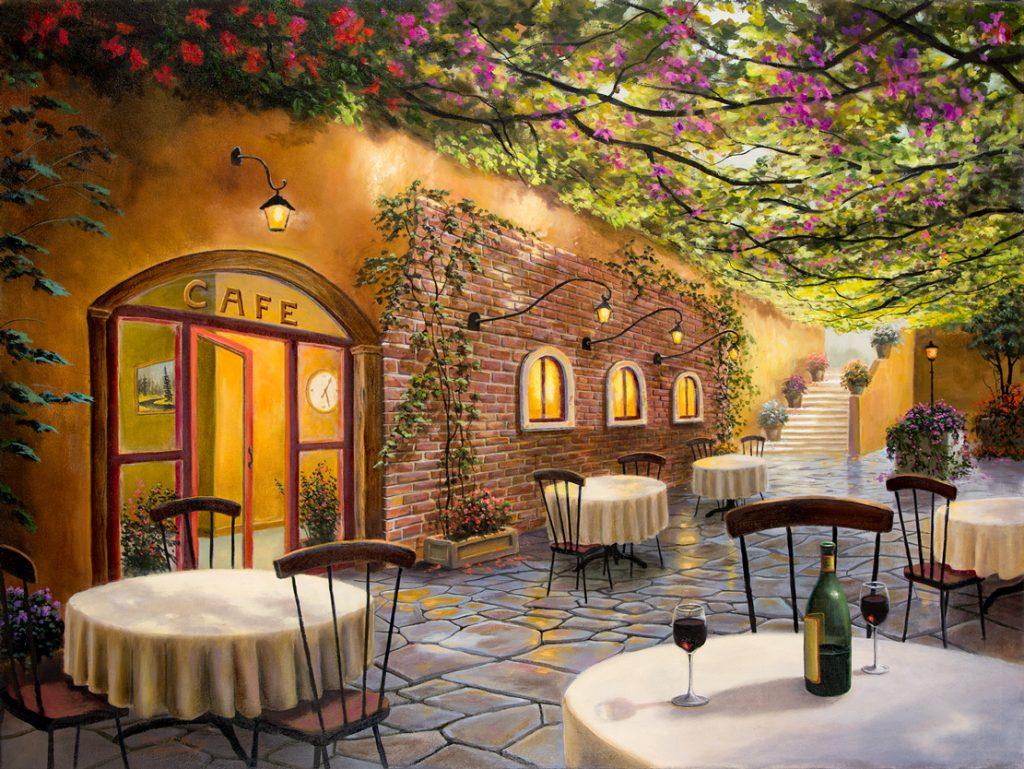 Café Les Fleurs *