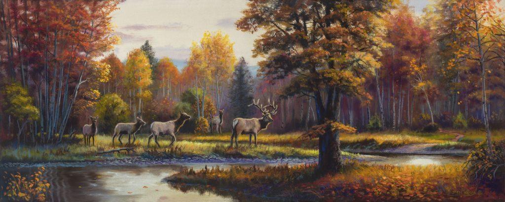 Victor Elk*